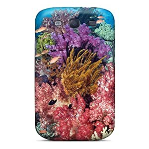Defender Case With Nice Appearance (tropical Fish) For Galaxy S3 by lolosakes