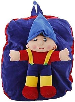 Lata Blue Cute Noody Joker Bag - 16 Cm (Red Blue)