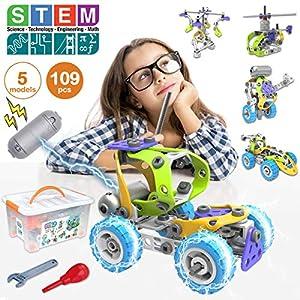 AceLife STEM Toys Kit 10 in 1 ...