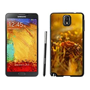 New Beautiful Custom Designed Cover Case For Samsung Galaxy Note 3 N900A N900V N900P N900T With Sunlighted Grass Summer Phone Case