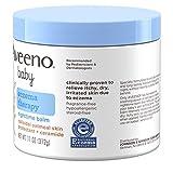 Aveeno Baby Eczema Therapy Nighttime Moisturizing