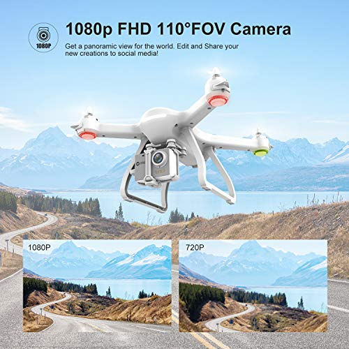 Holy Stone Hs700 Drone Review 2019 Quadcopter Best Drones