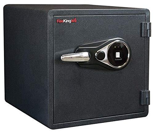 FireKing Business Class 1-Hour Rated Fire Safe Fingerprint Scanner Lock