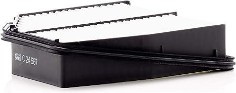 Original Mann Filter Luftfilter C 24 567 Für Pkw Auto