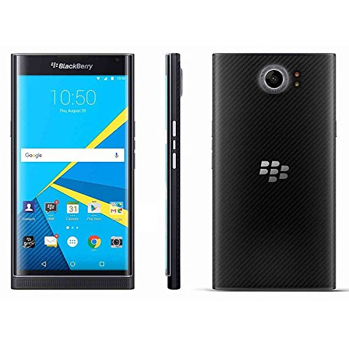 Blackberry PRIV Factory Unlocked Black Verizon Slider Android Phone - Certified Refurbished