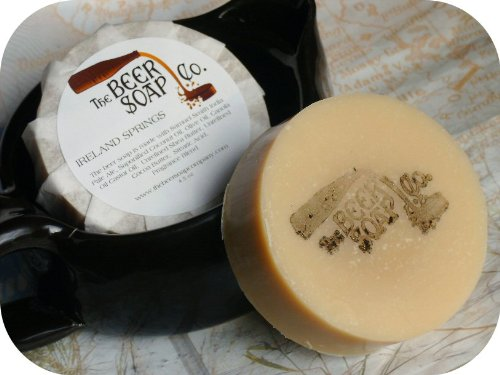 Samuel Smith Pale Ale (Ireland Springs Beer Soap - Made With Samuel Smith India Pale Ale)
