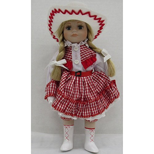 America Porcelain - Royalton Collection Porcelain Doll, Spirit of America Collection Lily Doll