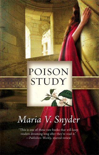 Image result for poison study book cover