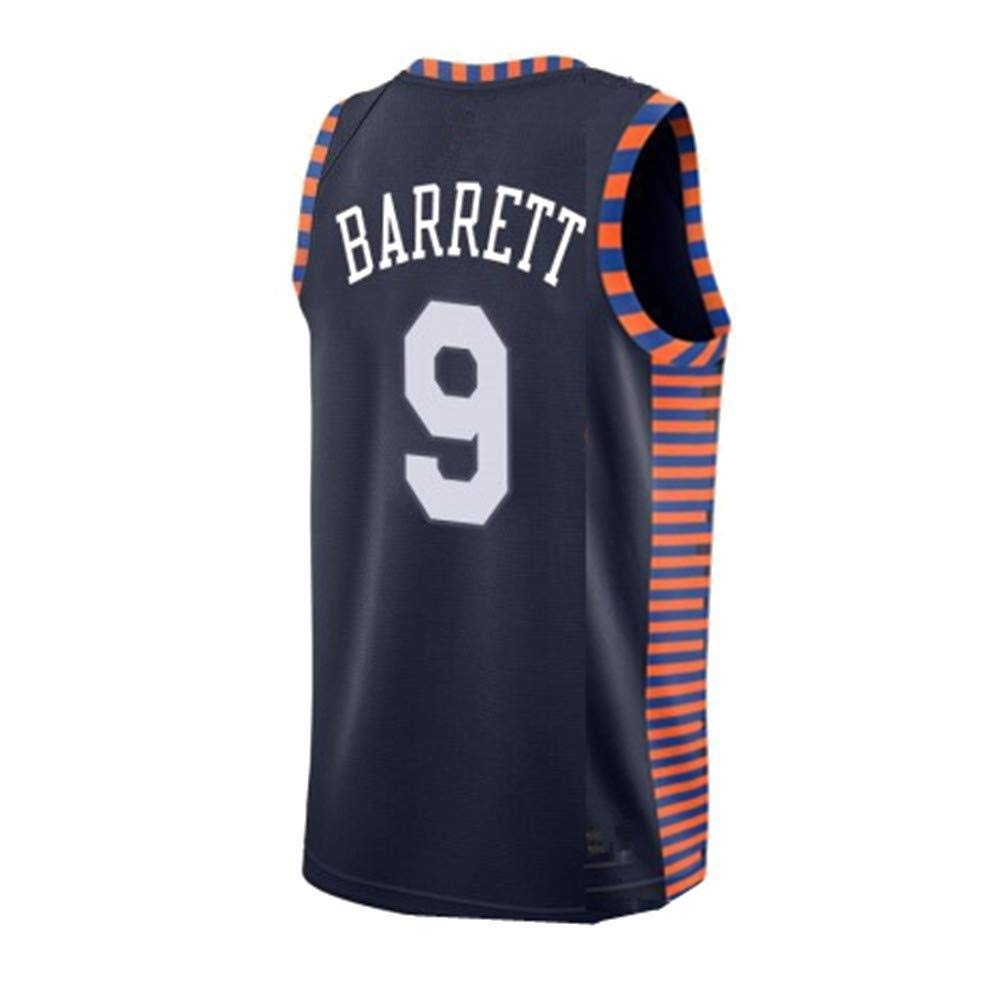 CCKWX Jerseys De Baloncesto para Hombre - New York Knicks # 9 ...