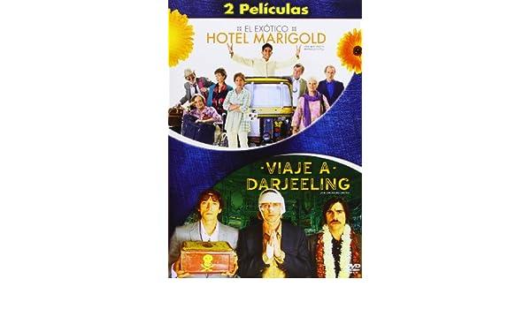 El Exótico Hotel Marigold/ Viaje A Darjeeling - Duo DVD: Amazon.es ...