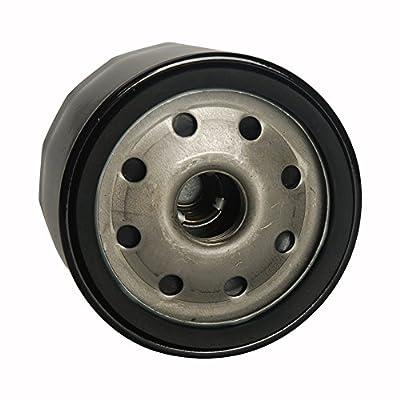 HIFROM(TM) New Oil Filters for Kawasaki FB460V FC420V FC540V FD501D FD590V FR651V FR691V FR730V FX481V FX541V FX600V FX651V FX691V FX730V Replace 49065-7007 49065-7002 49065-2057: Automotive