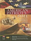 The American Patriot's Bible, Richard G. Lee and Thomas Nelson Publishing Staff, 1418541540
