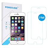 Best Poweradd Touch Phones - [2-Pack] iPhone 7/6S/6 Screen Protector, Poweradd Tempered Glass Review