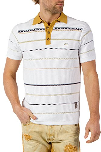 A. Tiziano Seward Polo (M, White) for sale  Delivered anywhere in USA