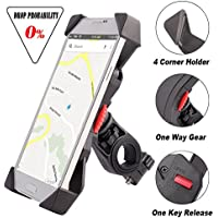 Bike Mount for Phone Anti Shake Fall Prevention Bicycle...