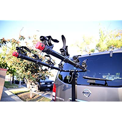 Allen Sports Deluxe 4-Bike Hitch Mount Rack review