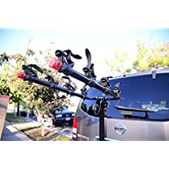Allen Sports Deluxe 4-bike Trailer Hitch Bike Rack