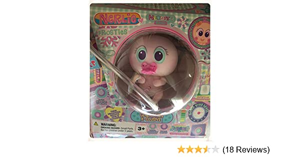 Nerlie Neonate Baby  Snow Berry Limited Frosty Edition Distroller USA