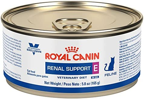 Amazon.com : Royal Canin Renal Support E Canned Cat Food (24/5.8oz cans) : Pet Supplies