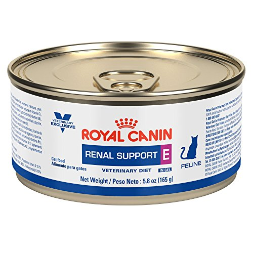 Canine Kidney Diet Food (Royal Canin Renal Support E Canned Cat Food (24/5.8oz cans))