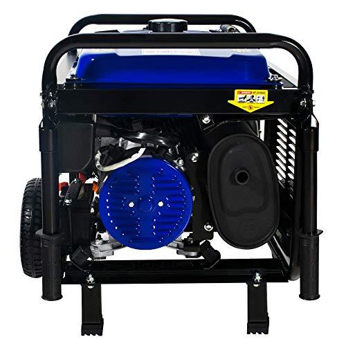 DuroMax Hybrid Dual Fuel XP4400EH 4,400-Watt Portable Generator by DuroMax (Image #7)