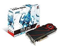 MSI AMD Radeon R9 290 4GB GDDR5 2DVI/HDMI/DisplayPort PCI-Express Video Card