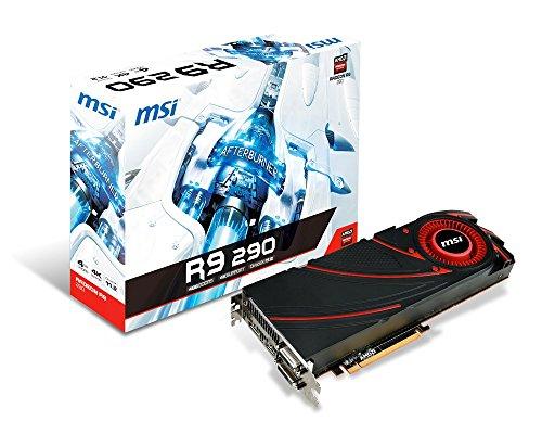 MSI AMD Radeon R9 290 4GB GDDR5 2DVI/HDMI/DisplayPort PCI-Express Video Card -  MSI COMPUTER