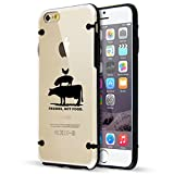Best Phone Cases Friend Food Phone Cases - For Apple iPhone Ultra Thin Transparent Clear Hard Review