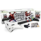 Amazon com: Xbox 360 Guitar Hero 5 Stand-Alone Guitar: Video Games