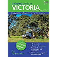 Camping Guide to Victoria 5/e: The bestselling guide to over 750 campsites