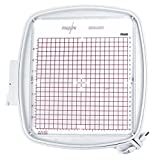 "SewTech Quilters Hoop 200x200mm (8""x8"") Viking Designer Ruby DeLuxe Diamond PFAFF Creative Equivalent Part #920264096, 820940096"