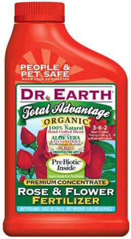 Dr. Earth Total Advantage Organic Rose & Flower Fertlizer