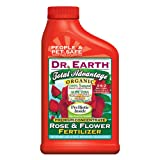 Dr. Earth Total Advantage Rose & Flower Concentrate Fertilizer, 24 oz