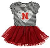 Outerstuff NCAA Girl's Toddlers Celebration Tutu, Nebraska Cornhuskers Medium (5-6)