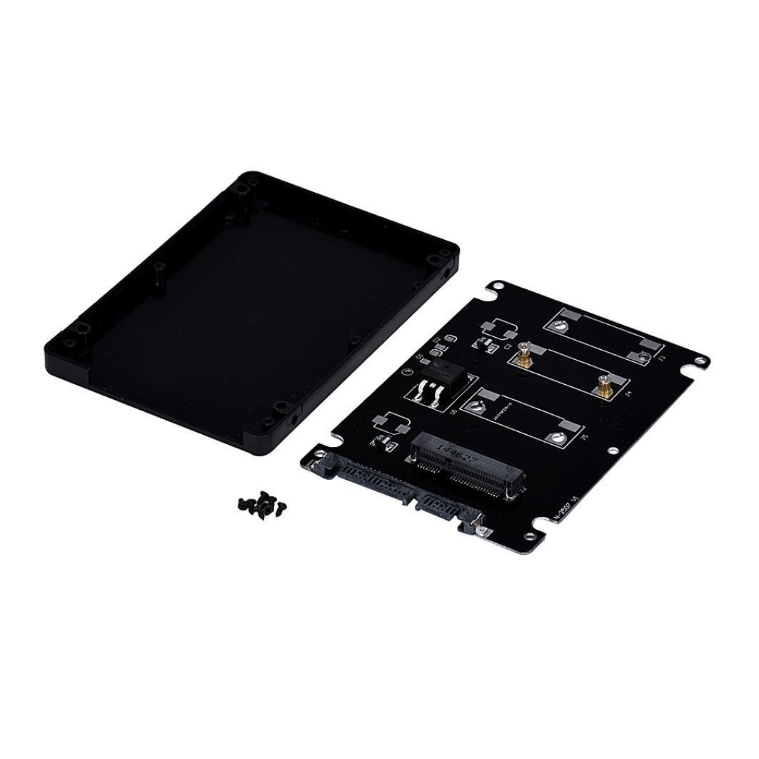 Mini Pcie mSATA SSD a 2.5