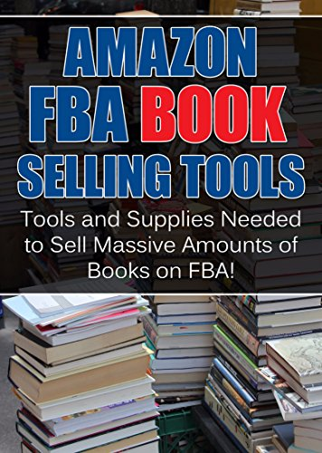 how to sell books on amazon fba
