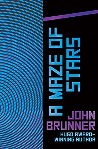book cover of A Maze of Stars