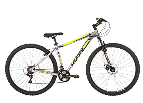 Huffy Men's Bantam Dual Suspension Bicycle, 29 inch