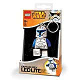 Lego Captain Rex LED Lite Keychain