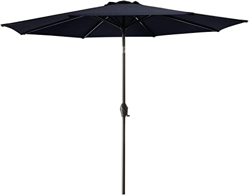 BUMBLR 9Ft Patio Umbrella Outdoor Market Umbrella