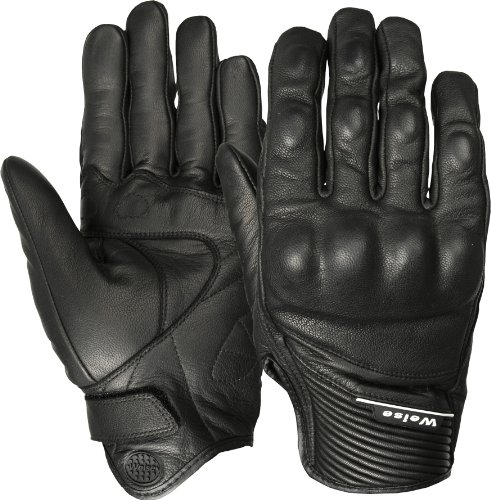 Short Cuff Motorcycle Gloves - 2