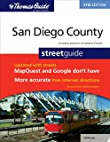 The Thomas Guide San Diego County Streetguide, California (Thomas Guide San Diego County Including Imperial County Street Guide & Directory)