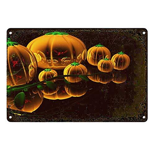 Dick Sidney Free Halloween Sign Metal Aluminum Sign Indoor Outdoor -