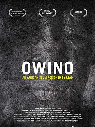 Owino on Amazon Prime Video UK