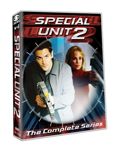 - Special Unit 2 The Complete Series // 2 Seasons // 19 Episodes