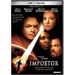 Impostor [DVD + Digital]