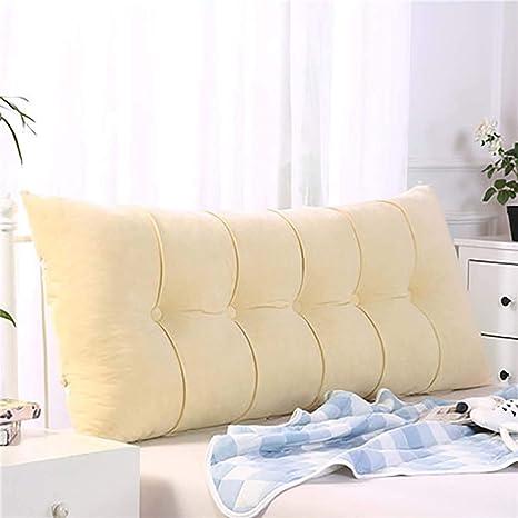 Amazon.com: JY&WIN - Cojín para cabecero de cama con diseño ...