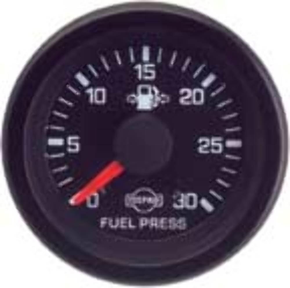Isspro Gauges (R5604R Fuel Pressure Gauge