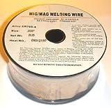 """51d54nxUCTL. SL160  - WeldingCity ER70S-6 ER70S6 Mild Steel MIG Welding Wire 2-Lb Spool 0.023"""" (0.6mm)"""