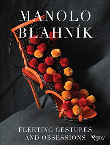 Manolo Blahnik: Fleeting Gestures and Obsessions by imusti